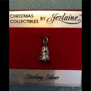 Sterling Silver Christmas Charm